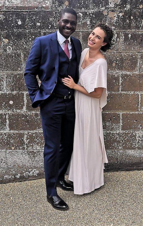 Rebecca and her man 2